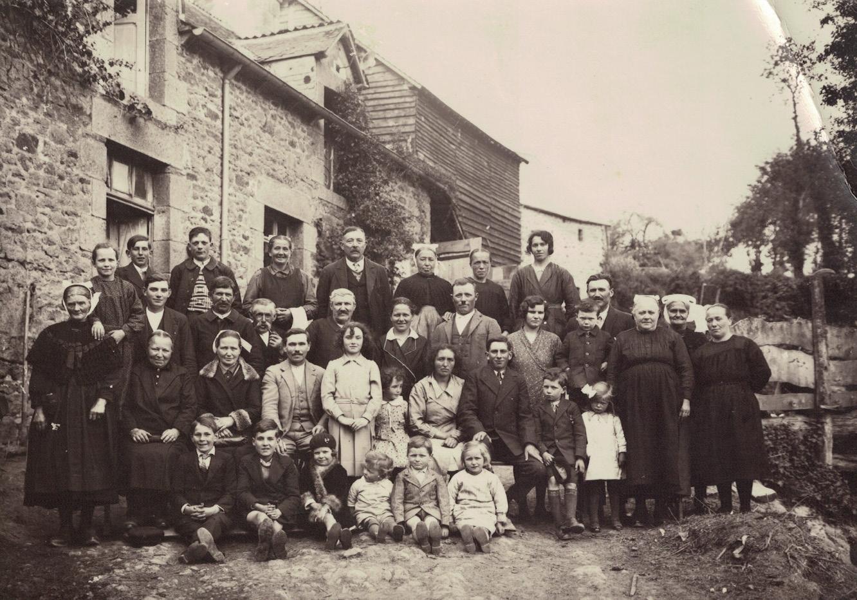 moulin de choiseul 1932 personne vivant et travail-an dans le hameau