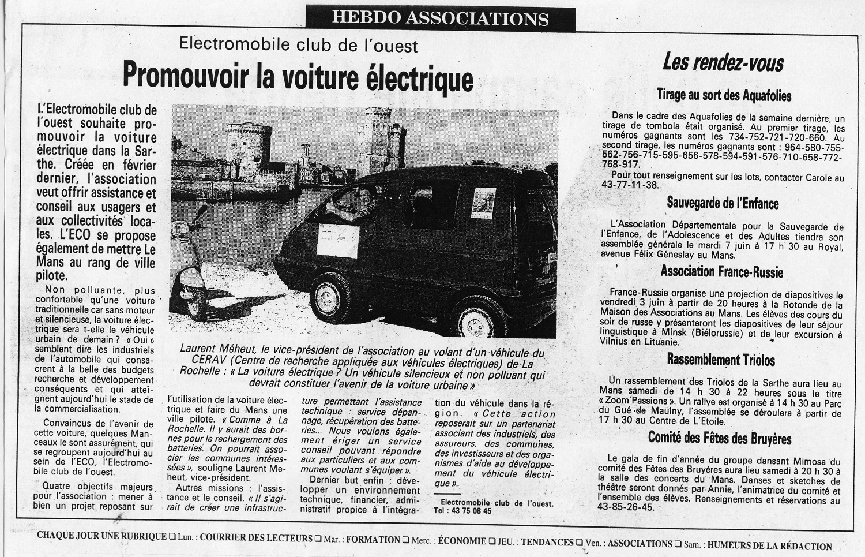 La Rochelle 1993 laurent meheut